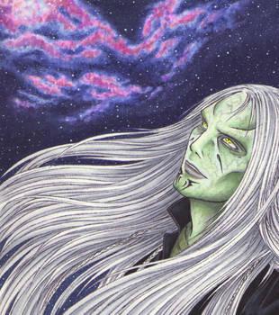Stargazer by Ganjamira