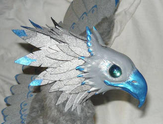 Stormgriffon Artdoll - Charity Auction for Escaron by Ganjamira
