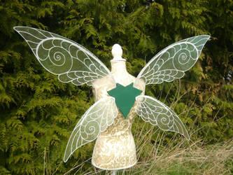 Huge Fairywings - My first Wings by Ganjamira