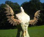 Brass Bahamut - Costumery Wings by Ganjamira