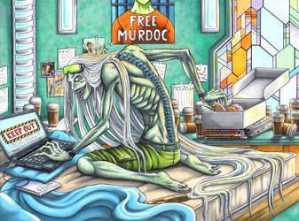 Simon's Saturday - Life in Atlantis by Ganjamira