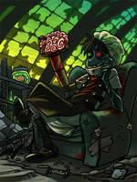 A Brain Examination by evilengine9