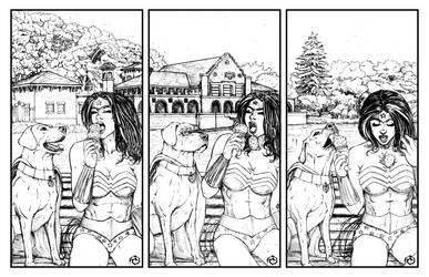 Krypto the Super Dog 2 by JwichmanN