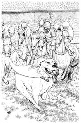 Krypto the Superdog 3 by JwichmanN