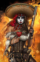 La Muerta - Last Rights Metal Variant by JwichmanN