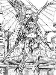 Joan of Arc 2 by JwichmanN