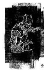 Black Panther by JwichmanN
