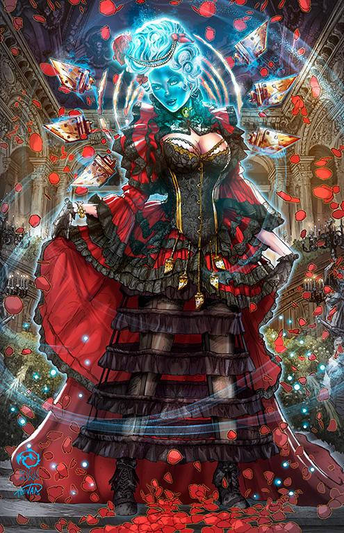 Antoinette: Long Live the Queen #1 by JwichmanN