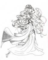 Magicienne by Nefeldta
