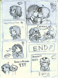 What boredom does to Alucard 2 by Arikado12
