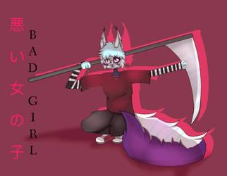 Bad Girl by AriaGaxaum