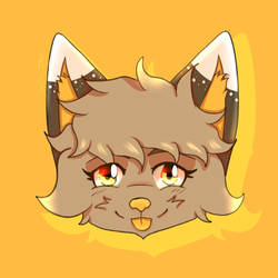 Icon Commission  by AriaGaxaum