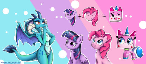 Very similar or equal? by PyroPk