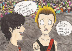 Green Day - Randomness by Nimpod