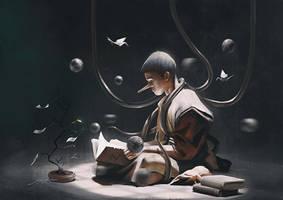 Alone by yigitkoroglu