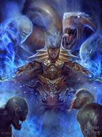 Legend of the Cryptids - Vampire Hunter by yigitkoroglu