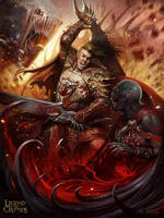 Legend of the Cryptids - Vampire Hunter Advanced by yigitkoroglu