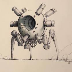 Radar Bot by yigitkoroglu