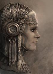 A Portrait by yigitkoroglu