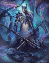 Celedros, Deepswell Champion by yigitkoroglu