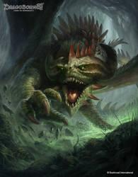 Dirge, the Corrupted by yigitkoroglu