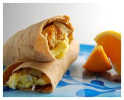 Breakfast Burrito by cb-smizzle