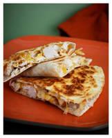 Chicken Quesadilla Part I by cb-smizzle
