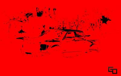 Something Red ....... by GovindDhuri
