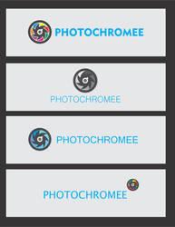 Logo Options - Photochromee by GovindDhuri