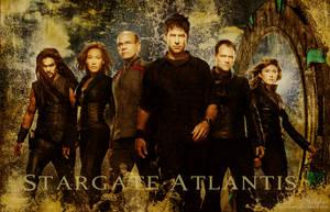 Sartgate Atlantis by syfyfan2