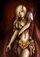 Elf girl by ladyAristes