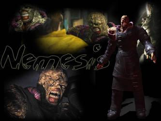 Resident Evil- Nemesis by shinobisan