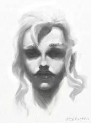 Khaleesi by silent-rage