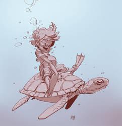 Aqua-Ride by korock7