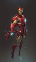 Iron Man by korock7