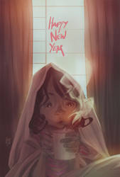 New Year 2018 by korock7
