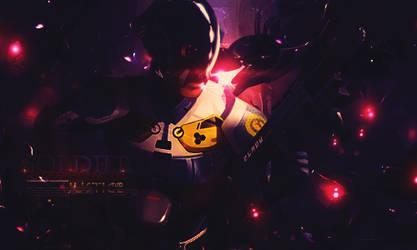 Intergalactic Soldier by ROGJD