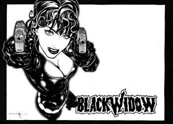 Black Widow by Roadkill-Catthouse