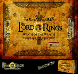 LotR: Wrath of the Wraith Box1 by Jingleboy