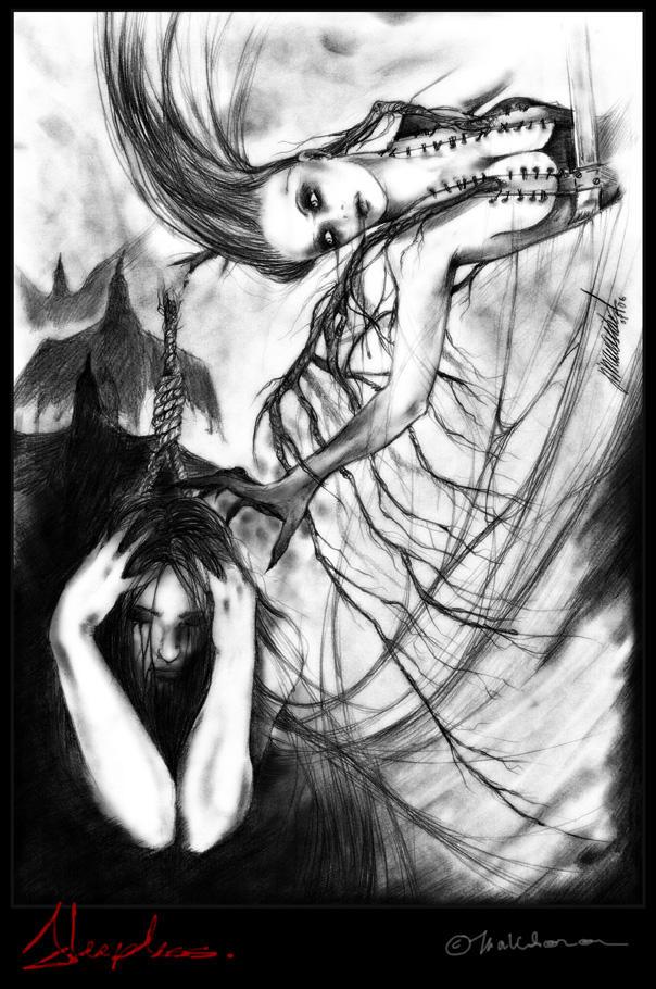 Sleepless. by MalldoroR