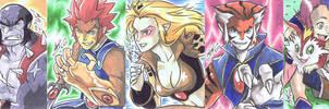 5Finity Superhero for Babies - Thundercats by eisu