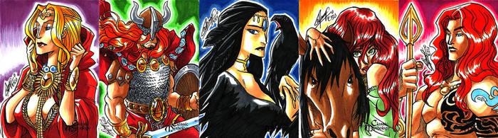 Classic Mythology - Celtic Mythology by eisu