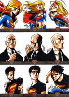 Superman: The Legend - 2 of 6 by eisu