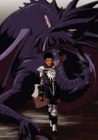 Dragon Slayer Cassandra by eisu