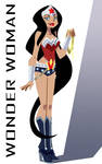 Wonder Woman by eisu