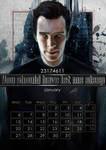 Geek Calendar 2014: January by Sceith-A