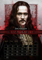 Geek Calendar 2014: June by Sceith-A