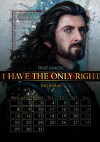 Geek Calendar 2014: December by Sceith-A