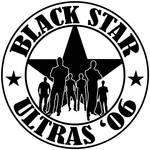 Black Star Ultras logo by DoVy