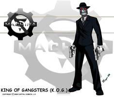 King Of Gangsters, K.O.G. by skywarp-2